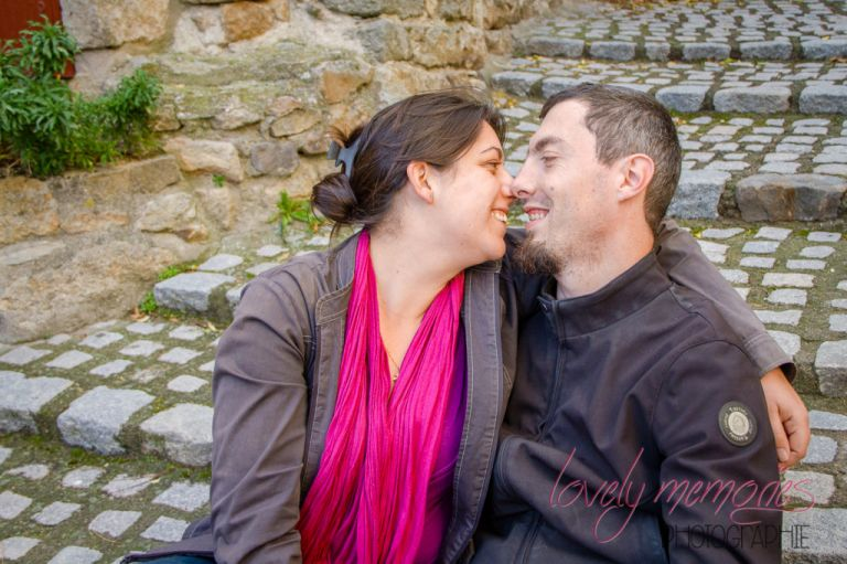 M&F Séance Photo Couple En Amoureux Photographe Clermont-Ferrand