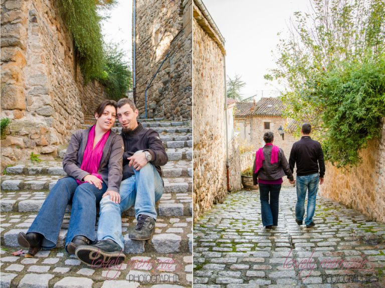 M&F Séance Photo Couple En Amoureux Photographe Lifestyle Clermont-Ferrand
