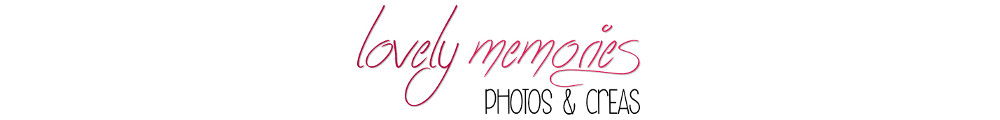 Lovely Memories Photographie logo